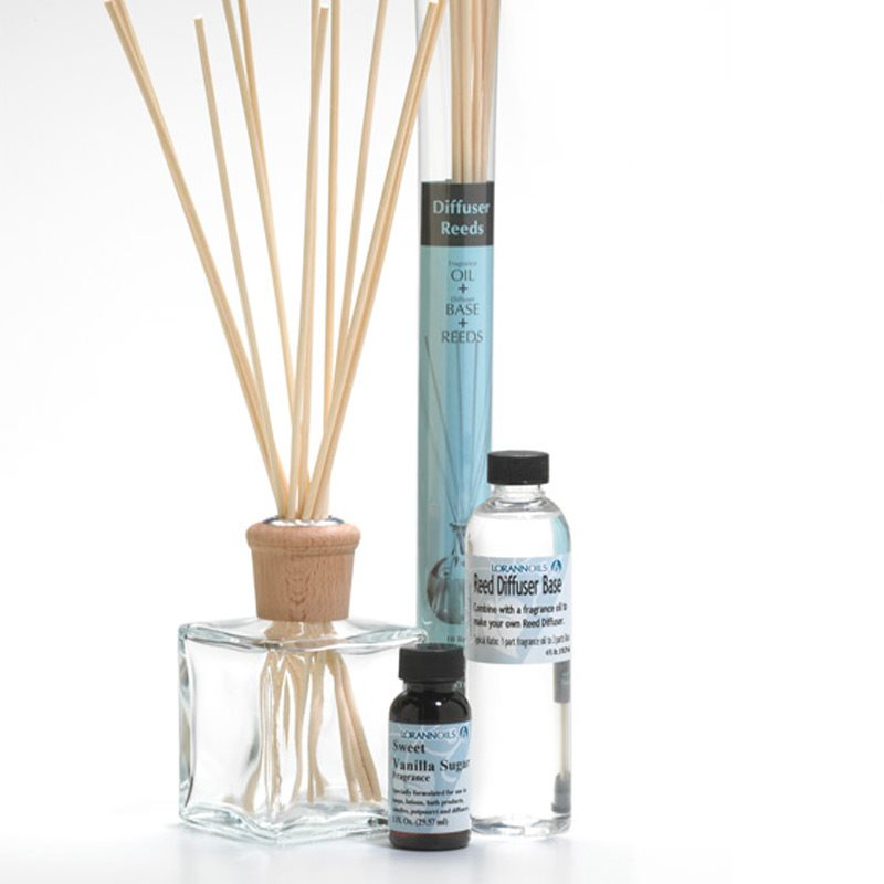 Reed Diffuser Crafting