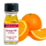 Orange Oil, Natural 1 dram