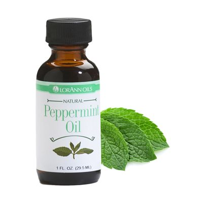 Peppermint Oil, Natural  1 oz.