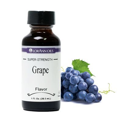 Grape Flavor 1 oz.