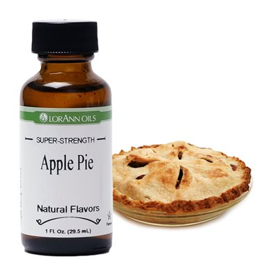 Apple Pie Flavor, Natural 1 oz.