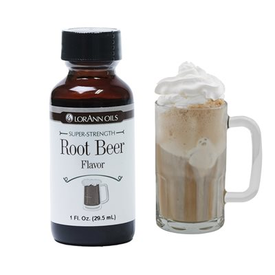 Root Beer Flavor 1 oz.