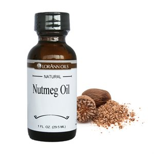 Nutmeg Oil, Natural