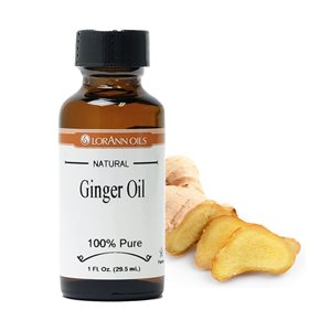 Ginger Oil, Natural