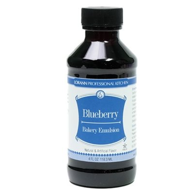 Blueberry, Bakery Emulsion 4 oz.