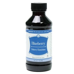 Blueberry, Bakery Emulsion