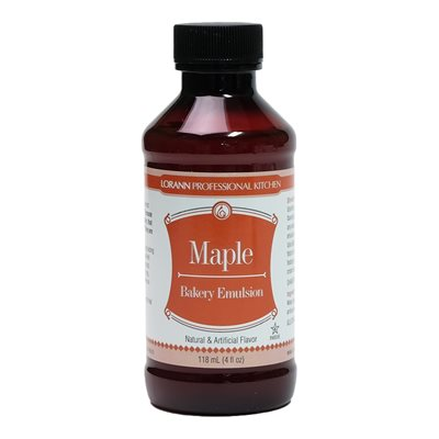 Maple, Bakery Emulsion 4 oz.