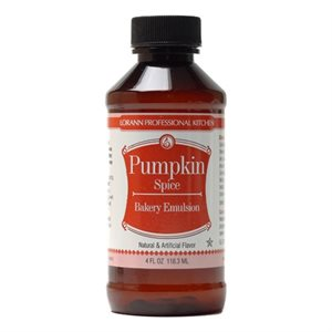 Pumpkin Spice, Bakery Emulsion
