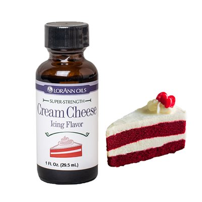 Cream Cheese Icing Flavor 1 oz.