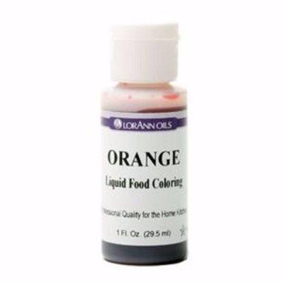 Orange Liquid Food Coloring   LorAnn Oils