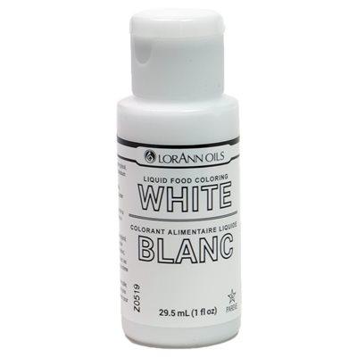 White Liquid Food Coloring   LorAnn Oils