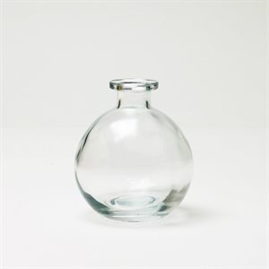 Round Glass Diffuser Bottle