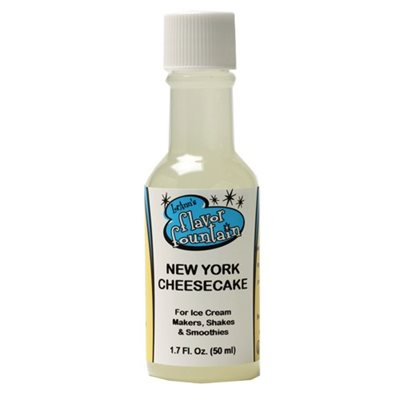 New York Cheesecake, Flavor Fountain
