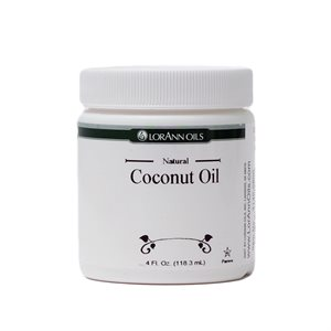 Coconut Oil, Natural (Flavorless)