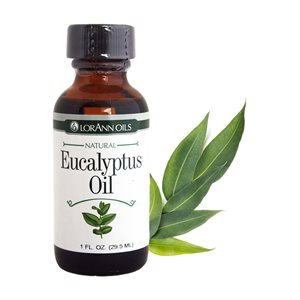 Eucalyptus Oil, Natural