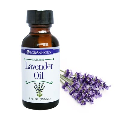Lavender Oil, Natural 1 oz.