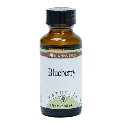 Blueberry, Natural 1  oz.