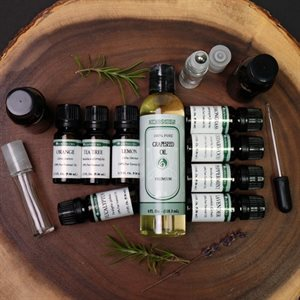 Essential Eight Aromatherapy Kit