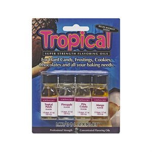 4-Pack Tropical