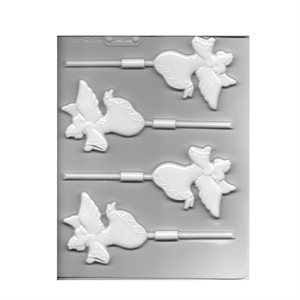 Angels Lollipop Sheet Mold