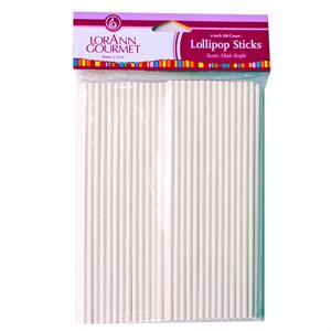 LOLLIPOP STICKS, LARGE