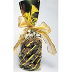Candy Bags, Gold Foil Stripe (8 pack)