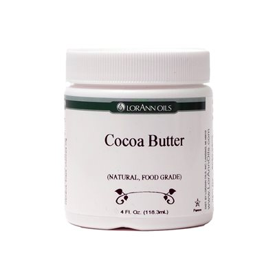 Cocoa Butter 4  oz. jar