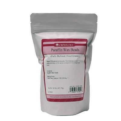 Fully Refined Paraffin Wax Beads 3 Lbs.