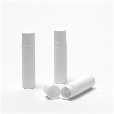 Lip Balm Tubes .15 oz., with Caps (12 pack)