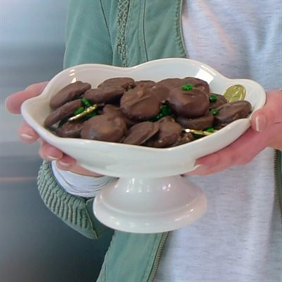 Creme de Menthe Mint Patties