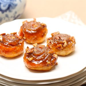 Orange Kissed Sticky Buns