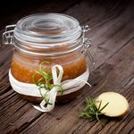 Ginger and Citrus Body Scrub