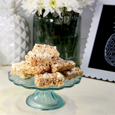 Pineapple Crispy Treats
