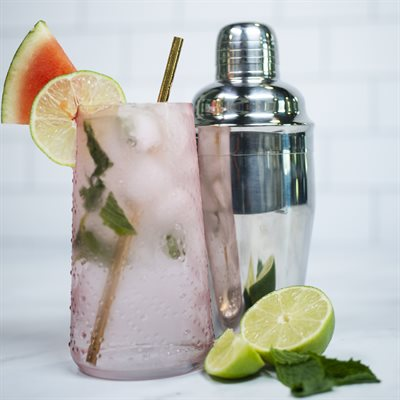 Think Pink Watermelon Mojito
