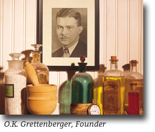 OK Grettenberger Founder LorAnn Oils