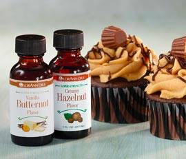 Lorann Oils Essential Oils Candy Flavors Baking